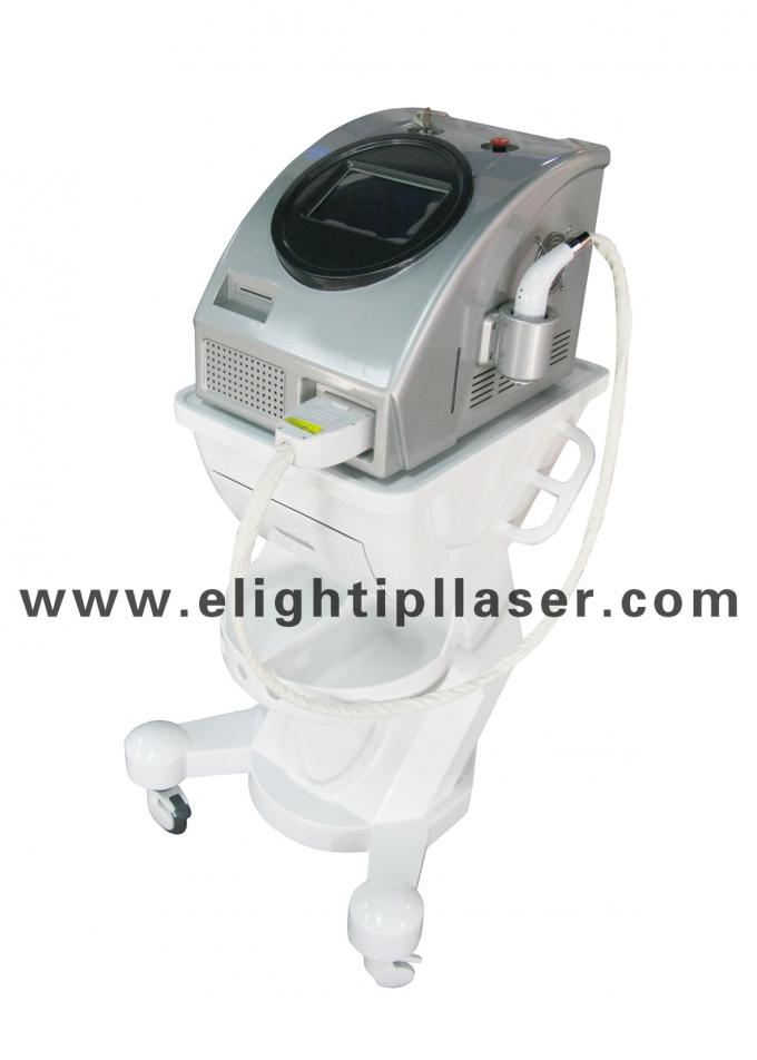 No Pain RF Face Lift Machine / Radio Frequency Skin Tightening Machine 220V / 110V