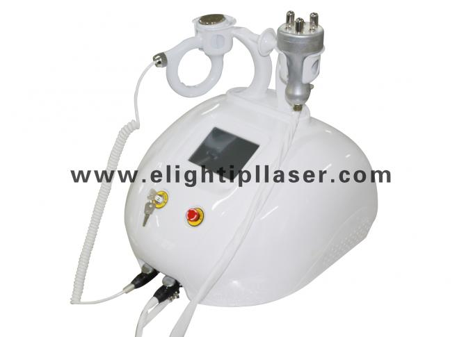 Home Cavitation Slimming Machine 40.5KHz Ultrasonic With 635nm Diode Laser