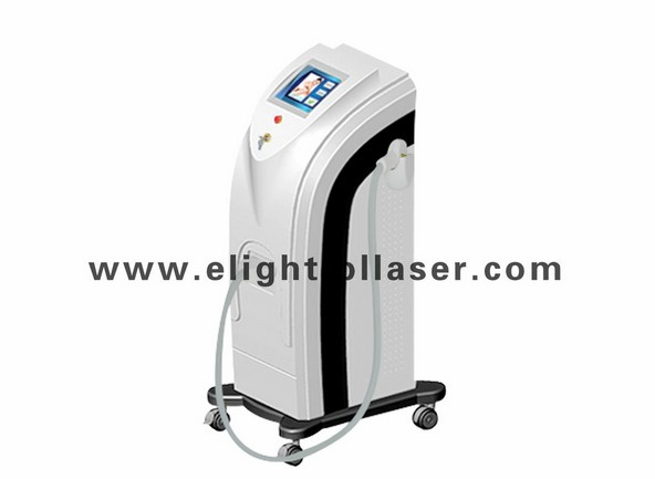 Painfree 810nm / 808nm Diode Laser Hair Removal Machine With Germany Imported Bars