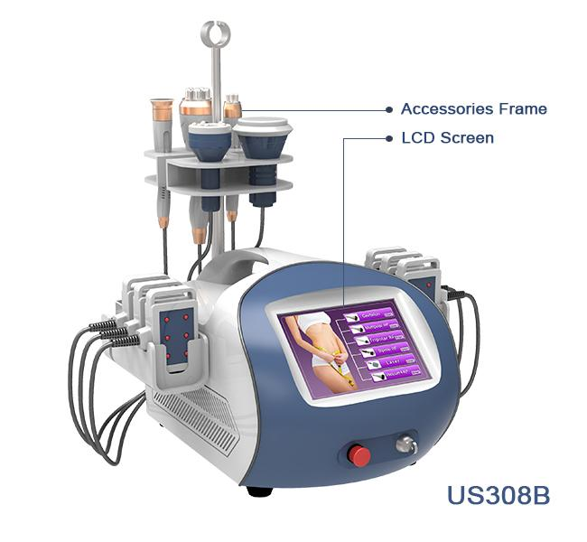 South Korea Cavitation And Radiofrequency Machine For Wholesales