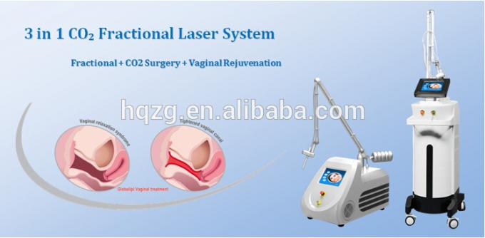 Globalipl 2018 Professional CE Approved Fractional CO2 Laser Acne Treatment Machine/Acne Laser