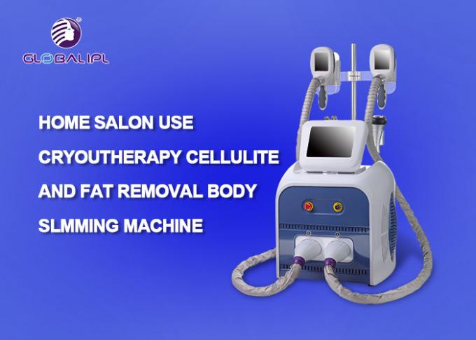 1000w Cryolipolysis Machine 1 - 10 Adjustable Vacuum Intensity For Slimming / Weight Lose