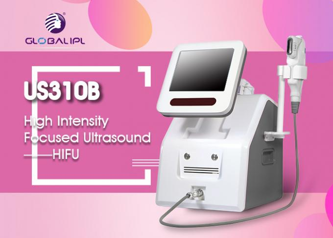 "3.2MHz Frequency Wrinkle Remover Machine With 10 "" Color Touch LCD Screen 0"