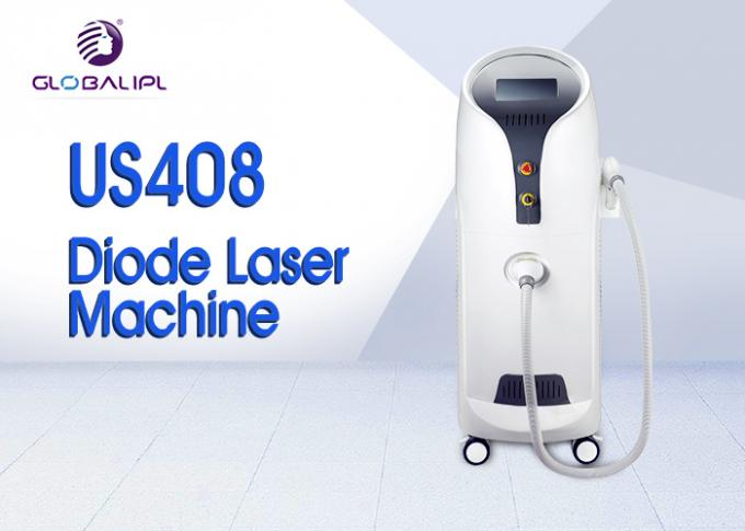 Professional Permanent 808nm Diode Laser Hair Removal Machine Medical CE Approval