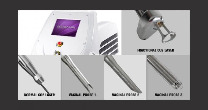 Scar Removal CO2 Fractional Laser Machine 30W Spa Use Beauty Machine