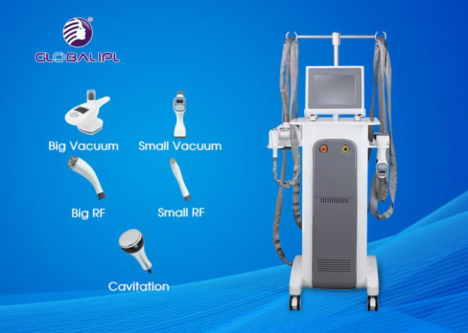 RF Roller 940nm Vacuum Slimming Machine Cellulite Removal With 5 In 1 System 0