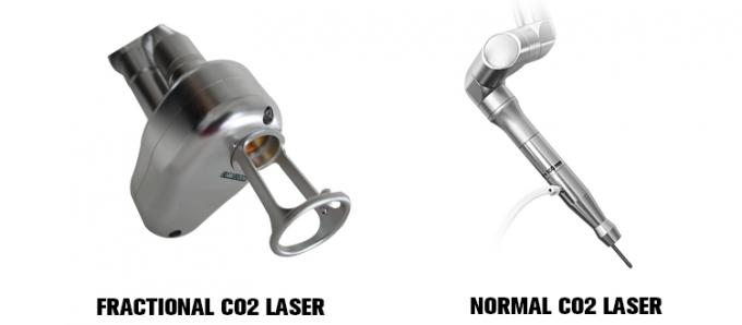 Fractional Co2 Laser Vaginal Tightening Machine Single Pulse 0.01mm Spot Size