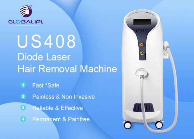 Vertical Diode Laser Treatment For Hair Removal Non Invasive Effective Hair Loss