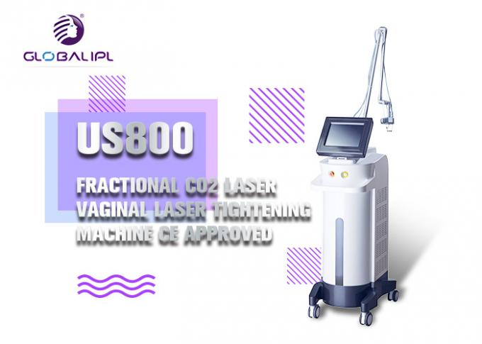 Beauty Salon CO2 Fractional Laser Machine For Scars Removal Vaginal Tightening