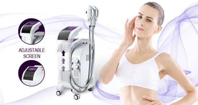 4h Yag Ipl E Light Hair Removal Machine White Ipl Equipment Skin Rejuvenation 0