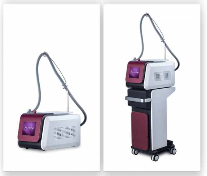 Professional Picosecond ND YAG Laser Machine Carbon Facial Beauty Machine 6