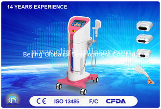 China Face Lifting HIFU Machine / High Intensity Focused Ultrasound Machine Mini supplier