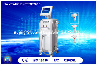 China 3 Tips RF Skin Tightening Machine / Radio Frequency Machine For Skin Tightening supplier