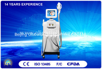 China 3 Handpieces IPL Skin Rejuvenation Machine Super Hair Removal Flexible Screen supplier