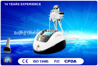 Body Shaping Ultrasonic Cavitation Slimming Machine 5 Handpieces