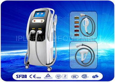 China IPL Diode Laser Hair Removal Machine , Skin Rejuvenation Multifunctional Beauty Machine supplier