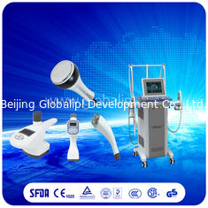 Safely  Vacuum Slimming Machine combine Vacuum suction RF + Infrared Light + Roller