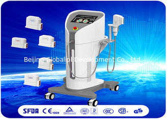 Anti - Aging High Intensity HIFU Machine For Face Tightening Treatments , 1 Year Warranty