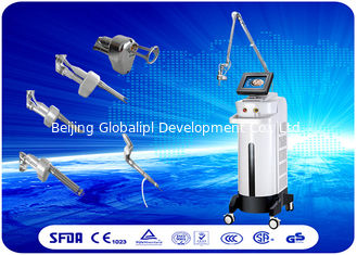 China Portable Beauty Therapy Equipment / Medical Fractional Co2 Laser Stretch Marks supplier