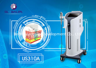 China High Intensity HIFU Machine For Wrinkle Remover , Skin Rejuvenation Equipment ISO13485 supplier