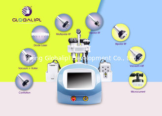 China Hottest Slimming Body Vacuum Ultra Extra Cavitation RF Equipment supplier