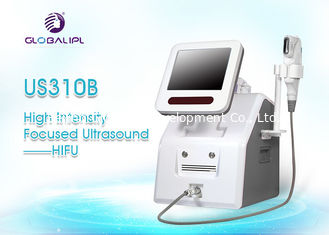 High Intensity HIFU Machine , 10000 Shots Anti - Aging Face Wrinkle Remover Machine