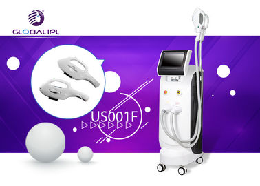 ABS SHR IPL Machine Permanent Hair Removal Machine Skin Care Black And White Color