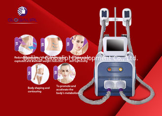China 3 In 1 Slim Freeze Fat Cryolipolysis Machine 1000w Output Power supplier