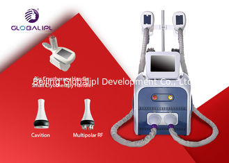 China 3 In 1 System Fat Removal Cryolipolysis Machine With 8.4 Inch Color Touch Screen Display supplier