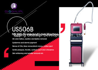 China 532nm 1064nm Portable Tattoo Removal Machine 1500w High - Tech Easy Operation supplier