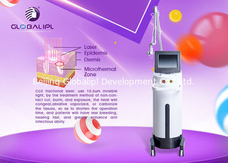 China Professional CO2 Fractional Laser Machine For Stretch Marks Removal , CE Approved supplier