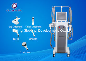 China RF Roller 940nm Vacuum Slimming Machine Cellulite Removal With 5 In 1 System supplier