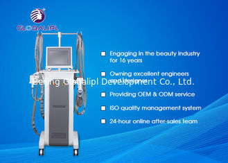 China 20W Cavitation Vacuum Slimming Machine Stretch Mark Improvement CE Approval supplier