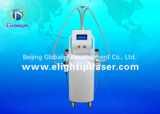 Multipolar RF Cavitation Vacuum Slimming Machine For Weight Lossing , Laser Liposuction Equipment