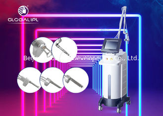 China Air Cooling 50W 10600nm CO2 Fractional Laser Machine For Skin Resurfacing supplier