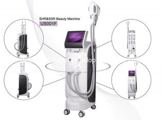 Pain Free Shr Ipl E Light Hair Removal Machine