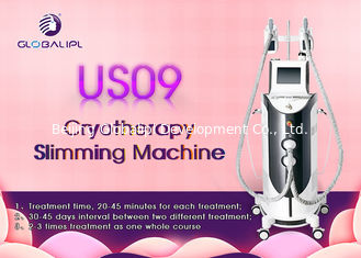 Multi Function Cryolipolysis Machine For Body Thinner And Skin Tightening