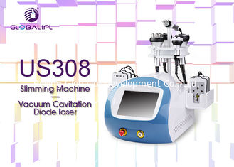 China RF Cellulite Melting Cavitation Lipo Laser Slimming Machine For Man And Woman supplier