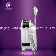 China 4 In 1 Hair Removal IPL RF Beauty Equipment 4H System IPL RF Elight And ND YAG Laser supplier