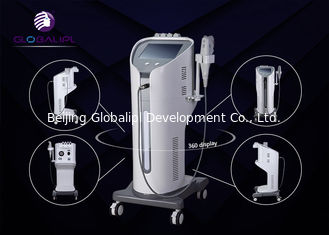 China Non Surgical Face Lift HIFU Machine 4.0MHz Frequency AC200 - 220V Voltage supplier
