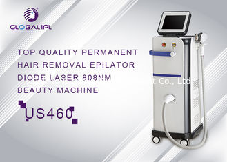China Laser Marking IPL RF Beauty Equipment With Cylinder Rotary Device Diode Laser supplier