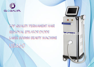 China 755nm 1064nm Alma Soprano Diode Laser Hair Removal Machine 13x13mm2 Spot Size supplier