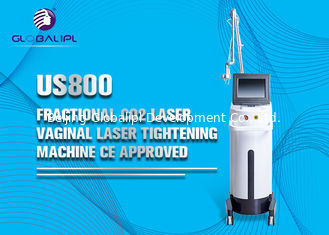 China Scar Removal Stretch CO2 Fractional Laser Machine With Air Cooling System supplier
