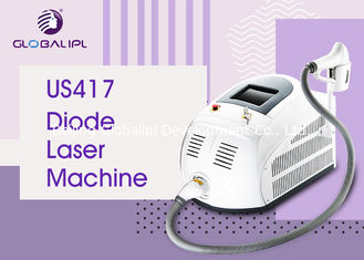 Permanent Diode Hair Removal Laser Machine 2200W Output Power 13 * 13mm Spot Size