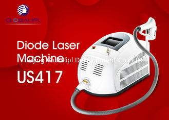 China 1 - 138J/Ccm2 Energy Lady Hair Removal Machine / Diode Laser Machine 61 * 42 * 39.5cm supplier