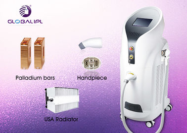 808nm Diode Laser Hair Removal Machine New Designed Integrated Handpiece