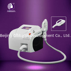 IPL SHR Ladies Hair Removal Machine , Hair Removal Equipment 4 Handles Design