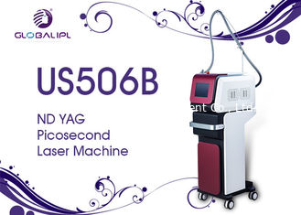 China Water / Air Cooling Pigmentation Professional Hair Laser Removal Machine 1500W supplier