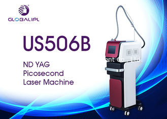 China Professional Picosecond ND YAG Laser Machine Carbon Facial Beauty Machine supplier