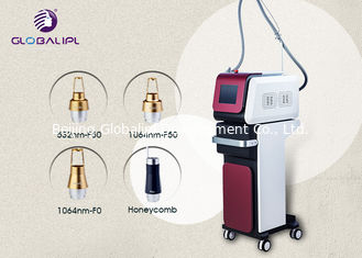 Small Pico Skin Rejuvenation ND YAG Laser Machine 800mj Energy Fast Effective